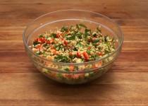 Tabbouleh: Bulgur Salade