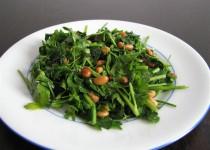 Verse Groene Kruiden Salade